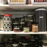 Nutrition blog - pantry essentials