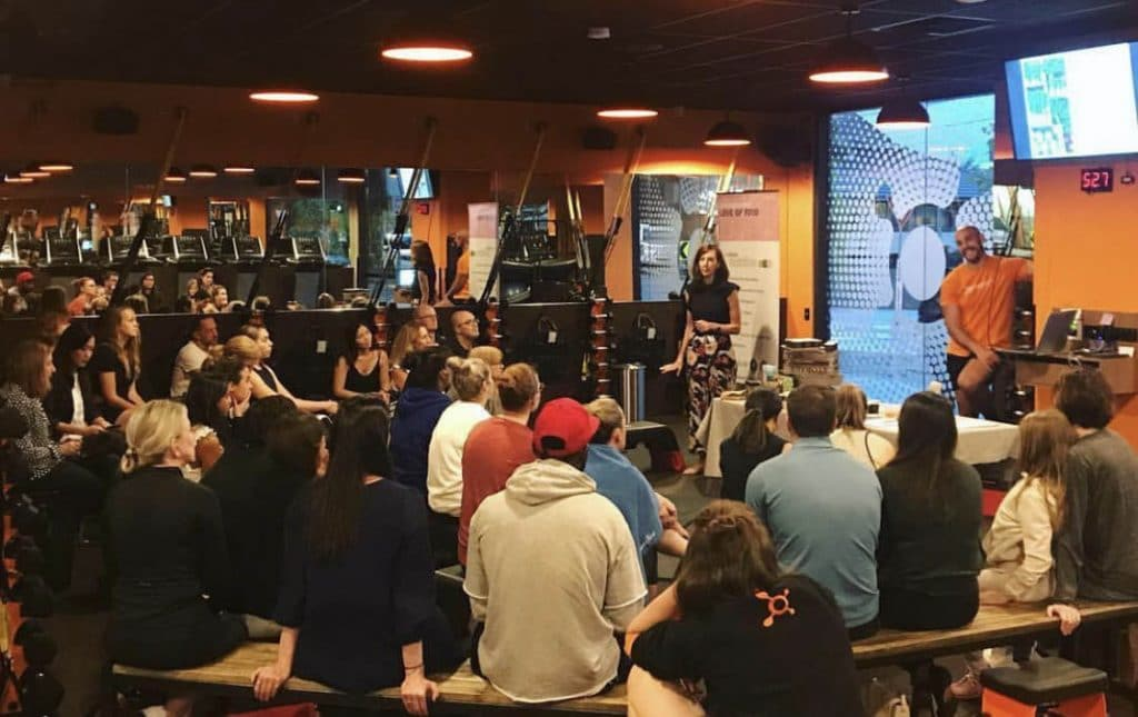 Orange Theory Fitness - Nutritionist - A Cut Above Nutrition 02