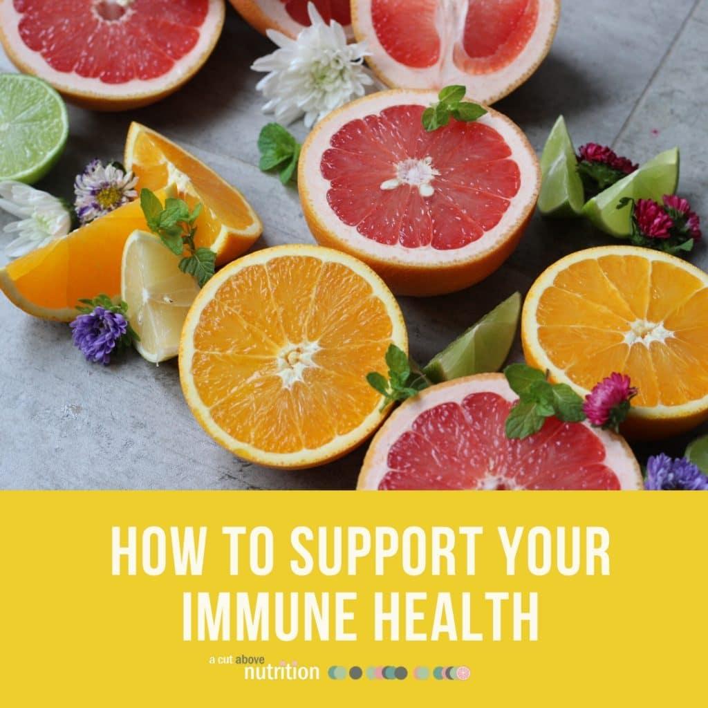 immune health webinar